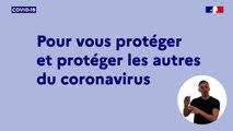 SANTE - Les gestes de précaution contre le coronavirus