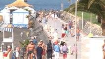 Los turistas en Canarias olvidan el coronavirus