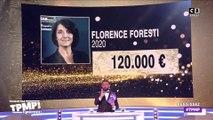 Cyril Hanouna dévoile le cachet de Florence Foresti pour avoir animé la cérémonie des César
