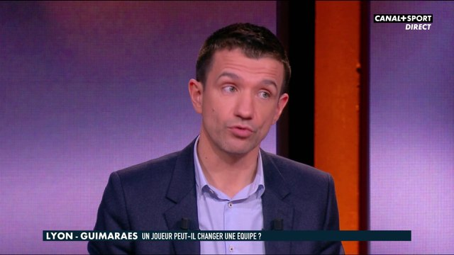 Guimaraes : un joueur peut-il changer une équipe ?