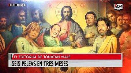 El editorial de Jonatan Viale