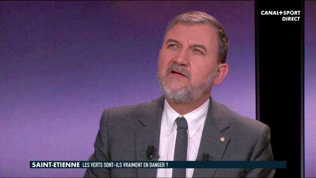 Saint-Etienne : Les Verts sont-ils vraiment en danger ?