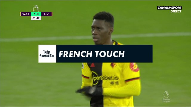 La French Touch de la 28e journée de Premier League