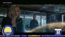 Avengers: Endgame Movie Clip - Captain Marvel In Wakanda Scene (2019) Marvel
