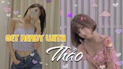 _Theo Thảo_ _ GET READY WITH TRINH THAO - CHÀO BUỔI SÁNG NGÀY ĐẦU NĂM MỚI _