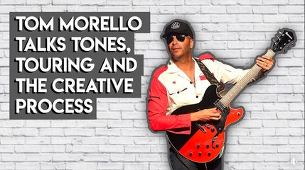 An interview with legend Tom Morello