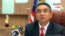 LIVE: Apa status di Melaka? Sidang media oleh ketua menteri Melaka, Adly Zahary