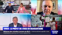 Virus: le préfet de l'Oise en quarantaine - 03/03