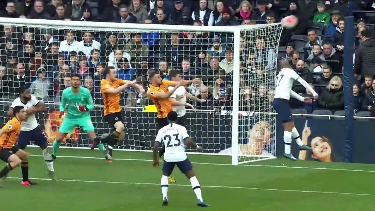 Tottenham - Wolves (2-3) - Maç Özeti - Premier League 2019/20