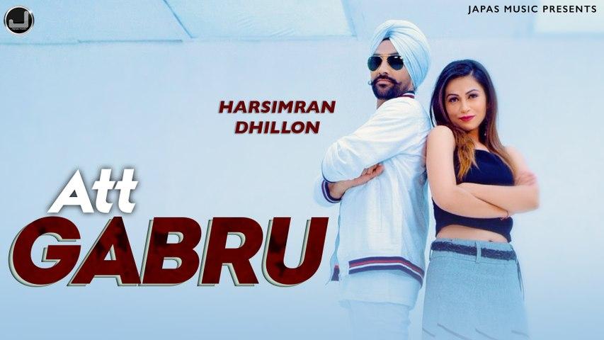 Att Gabru   Harsimran Dhillon   Arr Bee   New Punjabi Song 2020   Japas Music