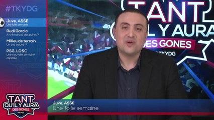 #OL, #ASSE, #PSG, Lille :  TKYDG avec Alban Pellegrin et Jordan Gonzalez