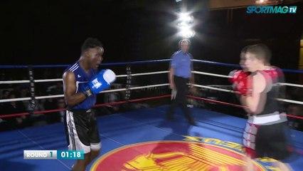 Gala de Cabourg de boxe : Xavier Melain vs Antoine Bouteiller