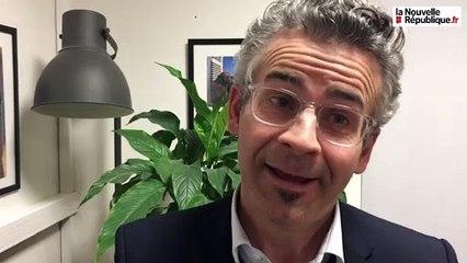 """VIDEO. Tours : cinq questions à Emmanuel Denis, tête de liste """"Pour demain, Tours 2020"""""""