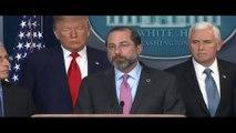 President Trump holds a press conference regarding the coronavirus P4