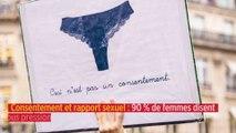 Consentement et rapport sexuel : 90 % de femmes disent être sous pression