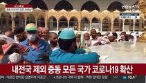 성지순례 금지에도…중동·아프리카 코로나19 확산