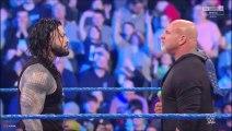 (ITA) Roman Reigns sfida Goldberg a WrestleMania 36 - WWE SMACKDOWN 28/02/2020