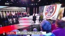 Le monde de Macron: 49.3, deux motions de censure déposées et un appel à la mobilisation lancée par l'intersyndical - 03/03