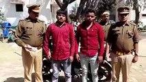 शामली: पुलिस मुठभेड़ में दो शातिर बदमाश गिरफ्तार