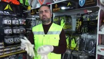 Koronavirüs Diyarbakır'da tıbbı eldiven ve tulumu da karaborsaya düşürdü