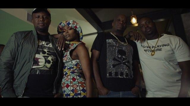 Sphectacula and DJ Naves - Okokoko