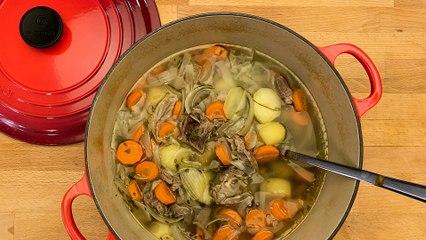 Recette : Irish stew