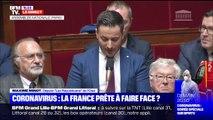"""Coronavirus: le député LR de l'Oise demande """"davantage de pédagogie"""""""