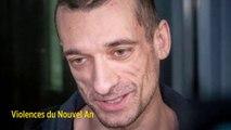 Violences du Nouvel An : Piotr Pavlenski mis en examen