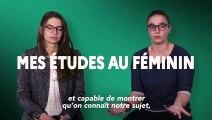Mes études au féminin - ENPC / ENSG
