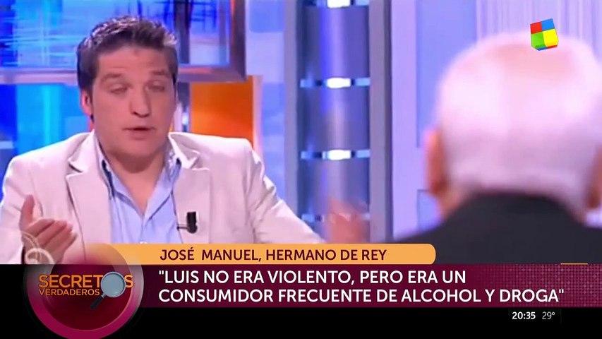 Cambio de rubo en #LuisMiguelLaSerie: ahora Luis Rey es bueno.