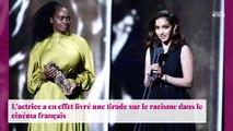 """Eric Zemmour flingue Aïssa Maïga et la traite de """"raciste"""""""