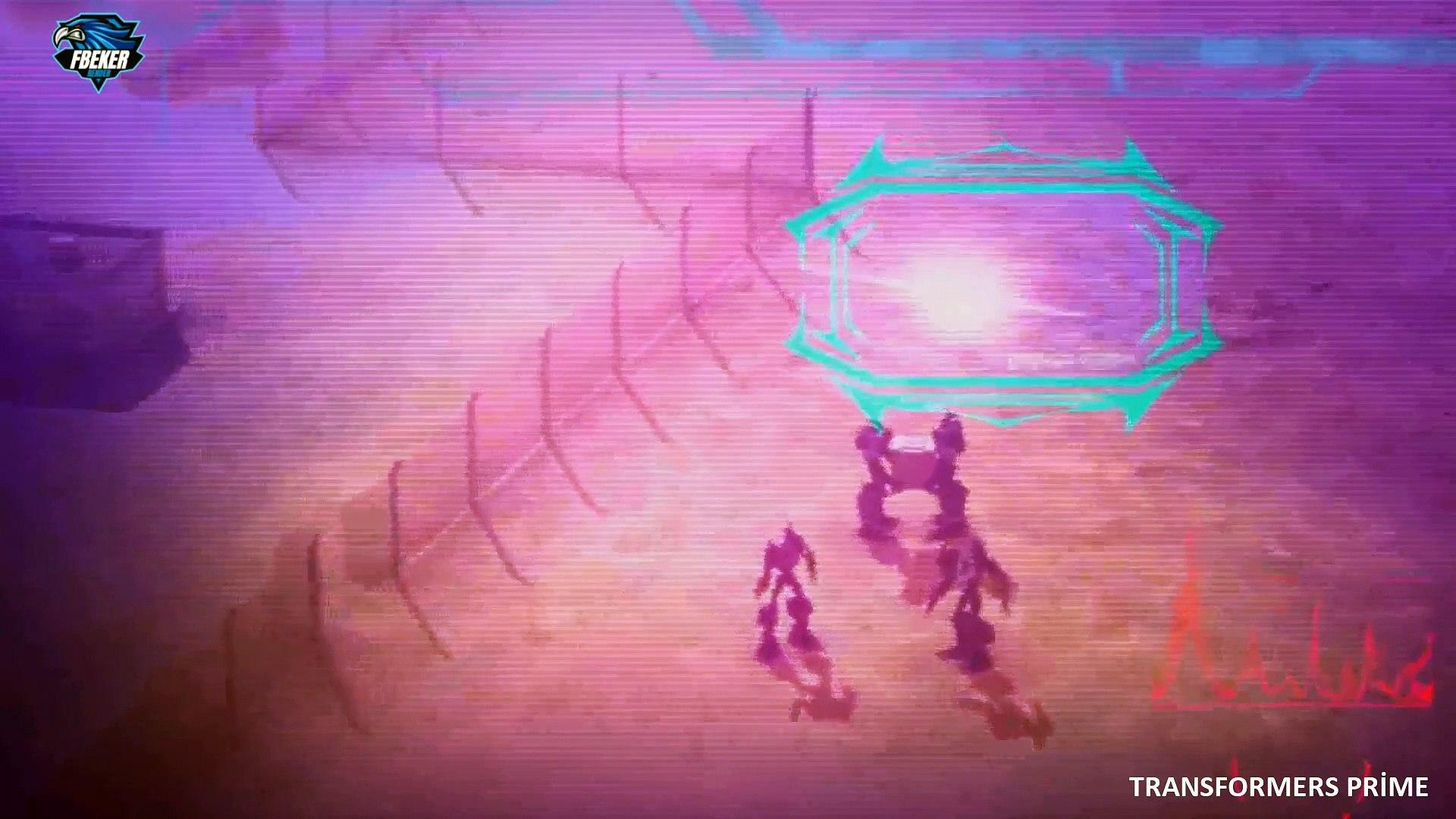 Transformers Prime 62.Bölüm Eski Bir Full Hd