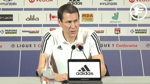 OL : Rudi Garcia évoque son trio magique au milieu et envoie un message à Thiago Mendes