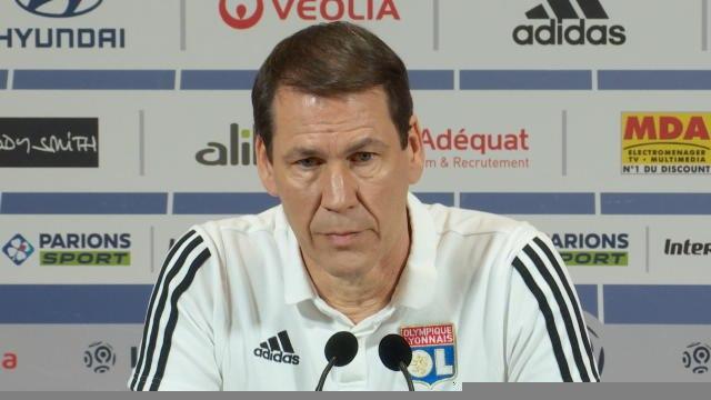 """Coupe de France - Garcia : """"Mendes doit être meilleur que les autres pour retrouver sa place"""""""