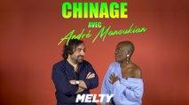 André Manoukian chine sur Tinder avec nous (et tombe in love !)