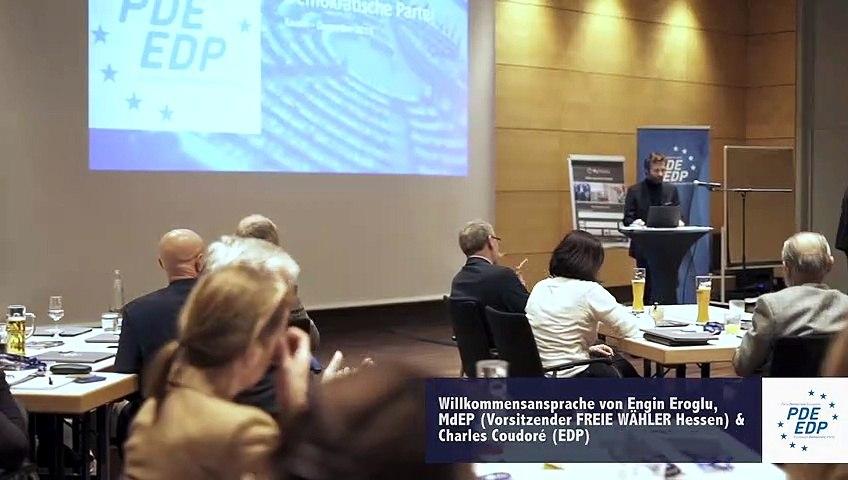 EDP Workshop in Kassel