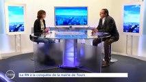 L'invité de la rédaction - 03/03/2020 - Gilles Godefroy, candidat (RN) à la mairie de Tours