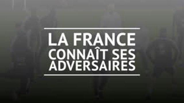 Ligue des Nations : La France connaît ses adversaires