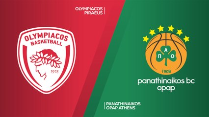 EuroLeague 2019-20 Highlights Regular Season Round 27 video: Olympiacos 81-78 Panathinaikos