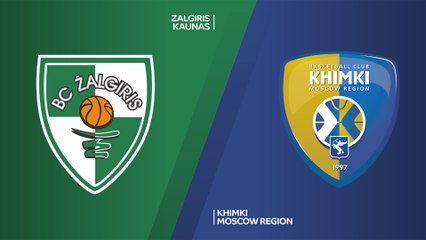 EuroLeague 2019-20 Highlights Regular Season Round 27 video: Zalgiris 96-85 Khimki