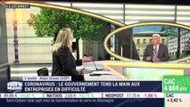 Alain Griset (U2P) : Coronavirus, le gouvernement tend la main aux entreprises en difficulté - 10/03