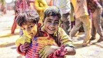 Revelers Celebrate Holi Festival Amid Coronavirus Fears