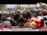 Italia Lockdown, 20 Lapas Kerusuhan Akibat Batasan Kunjungan