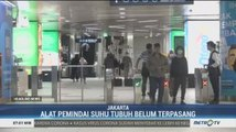 MRT Akan Pasang Alat Deteksi Suhu Tubuh untuk Cegah Penyebaran Corona