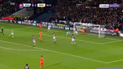 West Brom 2-3 Newcastle | FA Cup 19/20 Match Highlights