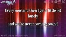 Bonnie Tyler - Total Eclipse Of The Heart Karaoke Version Instrumental