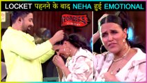 Neha Dhupia Gets EMOTIONAL On Wearing The Roadies Revolution Locket