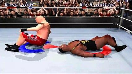 WWE Smackdown 2 - Brock Lesnar season #1