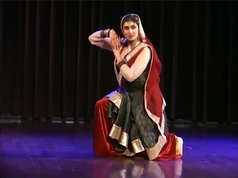 Classical Dance by Shinjini Kulkarni — Female Indian Classical Dancer in Delhi