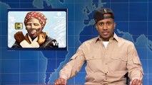 Weekend Update: Chris Redd on Black History Month